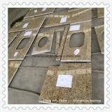 キッチンやバスルームのための洗練された花崗岩、大理石、クォーツストーンカウンター