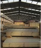 El panel 50mm/75mm/100mm/120mm/150mm/200m m de la PU