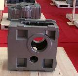 、鉄の鋳造砂型で作る、Kwライン鋳造、ハウジングの鋳造の部品