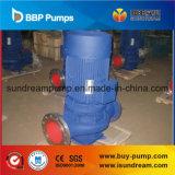 Bomba de agua centrífuga de la tubería gradual vertical