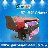 Головной принтер растворителя Eco Inkjet большого формата винила Dx5
