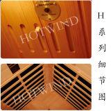 Sauna de l'infrarouge 2016 lointain pour 3-4 Person-H3c