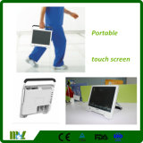 Flat portatile B/W Ultrasound Machine con Touch Screen
