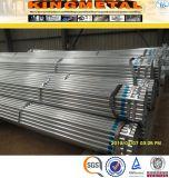 Prix galvanisé par Sch40 soudé de pipe en acier de 4/8 pouce