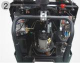 전기 높은 쪽으로 1.6ton 충분히 전기 입상은 걸터앉는다 쌓아올리는 기계 (ES16-16RA)를