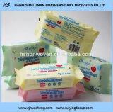 Ткань хлопка лицевая & салфетка Fe018 младенца