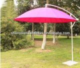 24ribs 섬유 유리는 늑골을 붙인다 바나나 거는 안뜰 우산 (SY8088)를