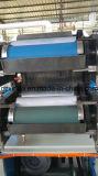 Guardanapo de dobramento da impressão de cor que faz a máquina