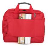 Sacchetto di mano del calcolatore con colore rosso di modo di nylon del tessuto (RS-NL04)