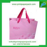 ビクトリアの秘密のピンクの小さいペーパーショッピングギフト袋