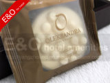 Plastic Bag Eo- (ES0016)の使い捨て可能なMassage Hotel Soap Packed