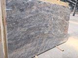 Nuevo mármol gris de Vemont para las losas, azulejos, encimeras