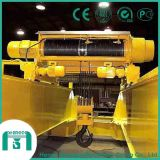 Lifting Mechanism Double Girder Overhead Crane로 철사 Rope Hoist