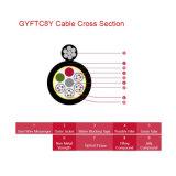 Рисунок 8 Self - поддерживая оптическое волокно Cable GYFTC8Y Aerial