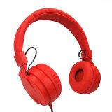 De vouwbare Nieuwe StereoHoofdtelefoons van de Speler van het Ontwerp MP3
