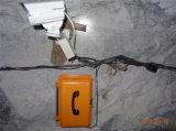 Téléphone VoIP raboteux extérieur du téléphone scellé par temps Knsp-01 Weathertough