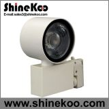 Proyector de aluminio de la MAZORCA LED del redondo 20W