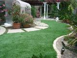 Herbe/gazon artificiels pour aménager/bon marché herbe de gazon