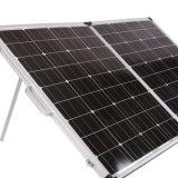 이동 주택으로 야영을%s Foldable 120W 태양 전지판