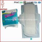 Les fuites régulières empêchent les serviettes hygiéniques, les coussinets hygiéniques réguliers