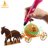 필라멘트 Recycled Colorful Drawing 3D Printing Pen