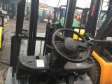 Used giapponese originale Secondo-Hand Forklift Toyota ottavo Generation 3 Tons