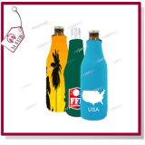 Sublimation-Tauchens-materieller Beutel für lange Stutzen-Wein-Flasche