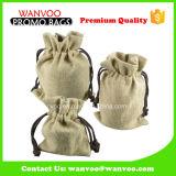 Fancy Handmake Nature Couleur Jute Drawstring Bag