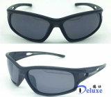 Le plastique neuf folâtre des lunettes de soleil avec le logo fait sur commande (DP1141TL)