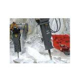 Premier type de Hb30g rupteur hydraulique avec le burin de 150 millimètres pour l'excavatrice de 25 tonnes