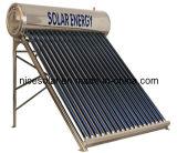 Verwarmer van het Water van Unpressure de Zonne met 5L HulpTank