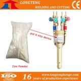 Zink Making Powder Spraying Equipment mit Cutting Torch