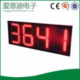 Visualización del precio de la gasolinera de la alta calidad LED de China
