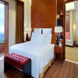 Form-amerikanische Art-Schlafzimmer-Set-Hotel-Möbel