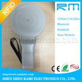 Leitor animal de Bluetooth 134.2kHz RFID até a escala de leitura de 24cm