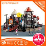 De plastic OpenluchtDia van de Speelplaats van de Speelplaats Professionele voor Ontwerp
