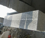Mattonelle dell'interno esterne grige della scala delle mattonelle del pavimento & della parete della pietra del granito G603 (JL-S02)