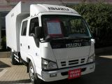 Isuzu 600p Double Row 밴 Truck