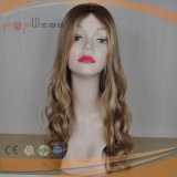 100% menschliche Jungfrau Remy Haar-Perücke, volle Spitze-Vorderseite-Frauen-Perücke