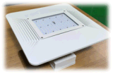 Nueva luz del pabellón del LED para la gasolinera 75W 110W 150W