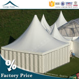 5mx5m ABS Solid Wall Trade Show Pagoda Canopy Business Tent