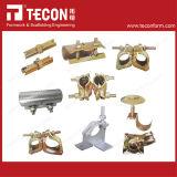 Acoplador del andamio de la alta calidad de Tecon
