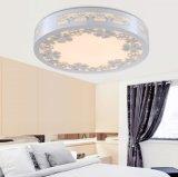 Iluminación redonda del techo del LED