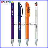 Подгоняйте логос рекламируя выдвиженческую ручку Ballpoint подарков