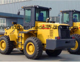 Земля Moving Machine, Wheel Loader 3ton Capacity