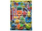 Cleaning Tools의 적은 Helper Toys