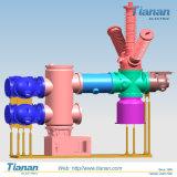 Gis 126kv는 가스를 발산한다 격리한 개폐기 (ZFW-126/T2500-40)를