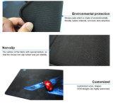 Tapis de souris fait sur commande de jeu d'Overlocking de haute performance de marque d'impression polychrome