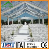 Dossel impermeável de alumínio da barraca do partido do casamento transparente do jardim