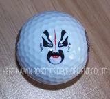 Impresora plana de la pelota de golf del formato de la impresora A3 de la caja del teléfono celular